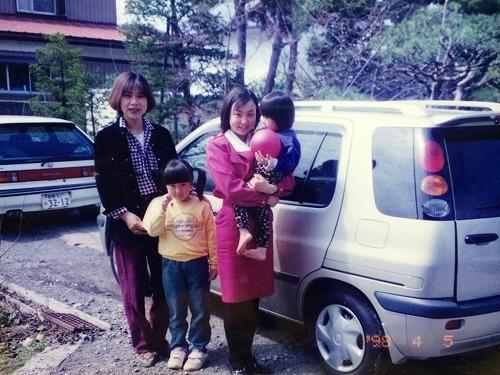 愛車「ラウム」16年間ありがとう!