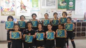 静岡県小学生バレーボールチームの皆さん