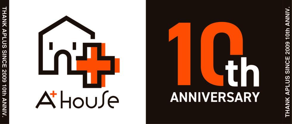 10周年の記念タオル